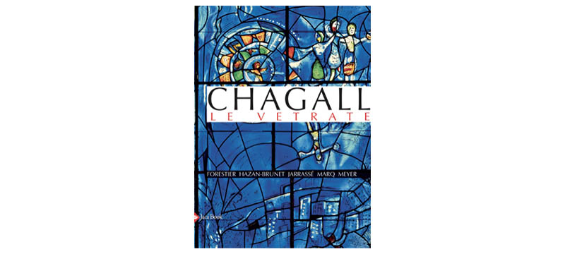 CHAGALL LE VETRATE